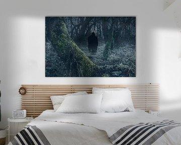 Mr. reaper in the forest van Elianne van Turennout