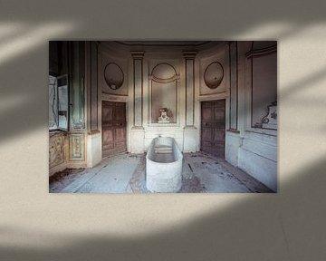verlaten badkamer van Kristof Ven