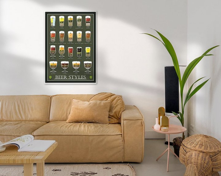 Sfeerimpressie: Beer styles van Ruben Wester