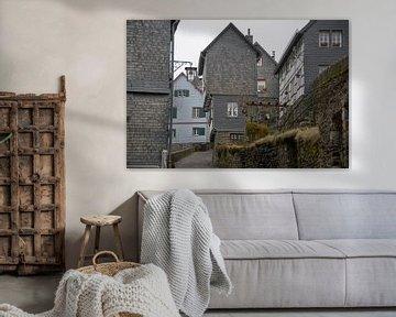 Die deutsche Art von mehr Wohnraum auf weniger Raum von Joeri Veenhuizen