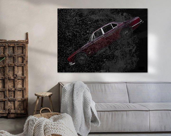 Sfeerimpressie: Jaguar XJ Series I duiken van aRi F. Huber