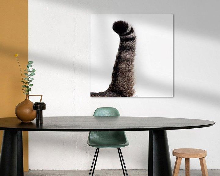 Sfeerimpressie: Kattenstaart van Anita Visschers