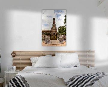 Plaza de Espana Toren von Rene Albers