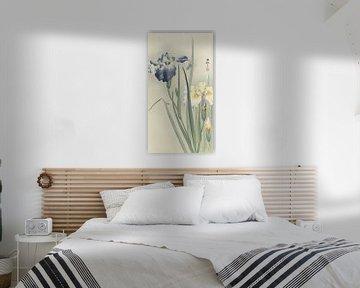 Schwertlilien von Ohara Koson