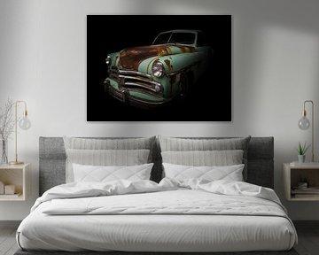 Dodge Coronet 1950 van Karel Ton