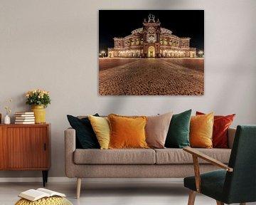 Semperoper Dresden von Achim Thomae