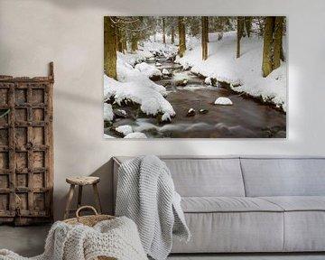 Winter im Bayrischen Wald