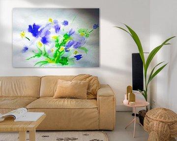 Wildblumen von M.A. Ziehr