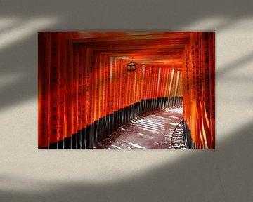 Sanctuaire Fushimi Inari sur Jørgen Geers