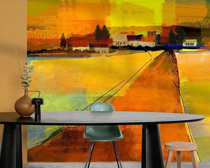 Beispiel fototapete: Landscape von Andreas Wemmje
