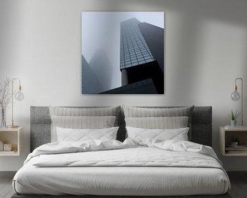 Delfter Tor Rotterdam von Peter Schmidt