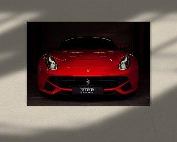 Ferrari F12berlinetta van Gert Tijink
