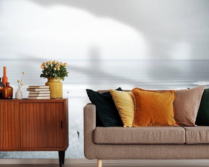 Beispiel fototapete: Watergate Bay von Dorit Fuhg