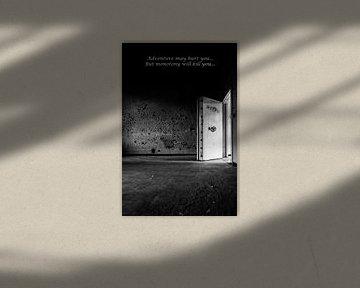 True the Door 2 von Kirsten Scholten