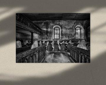 Geister-Kirche 2 von Kirsten Scholten