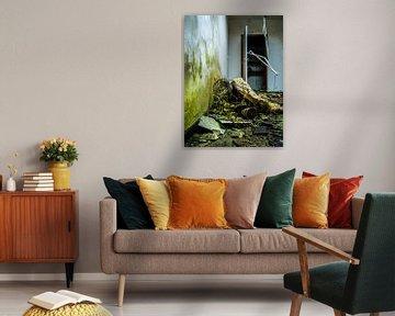 verlassener Raum von Martijn Tilroe