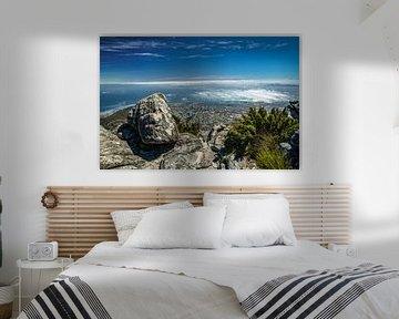 Kaapstad Panorama van Achim Thomae
