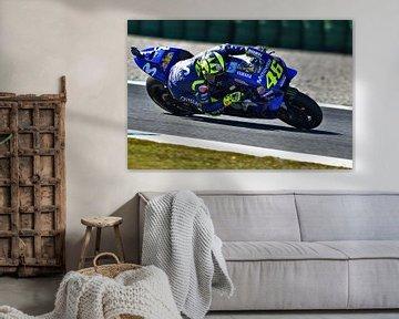Valentino Rossi #46 Yamaha Team von Theo Groote