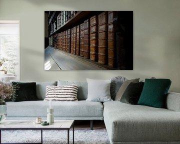 Bücherregal 1 von Kirsten Scholten