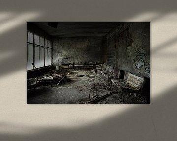 Hospital Chernobyl 1 van Kirsten Scholten