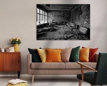 Krankenhaus Tschernobyl 2 von Kirsten Scholten