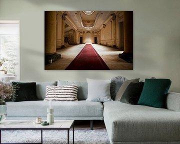 verlassenes Schloss Lumiere