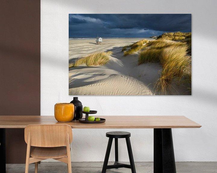 Sfeerimpressie: Huisje op het strand van Ellen van den Doel