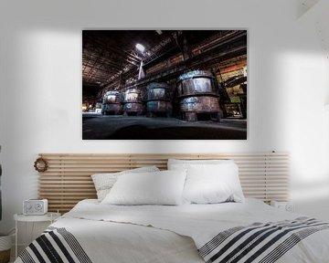 Barrels of steel  von Sven van der Kooi (kooifotografie)