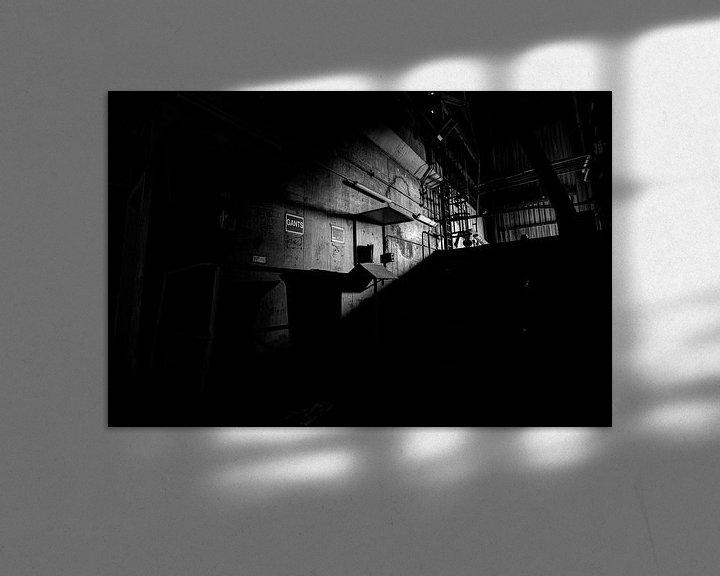 Beispiel: zicht op het licht von Sven van der Kooi (kooifotografie)