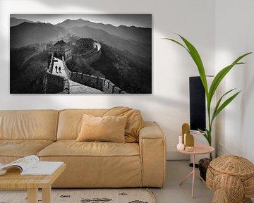 Chinesische Mauer von Denis Feiner
