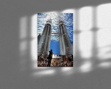Petronas Tower von Stefan Havadi-Nagy