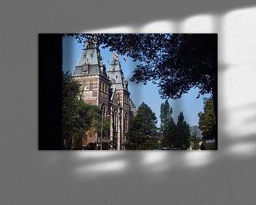 Rijksmuseum 50s van Jaap Ros