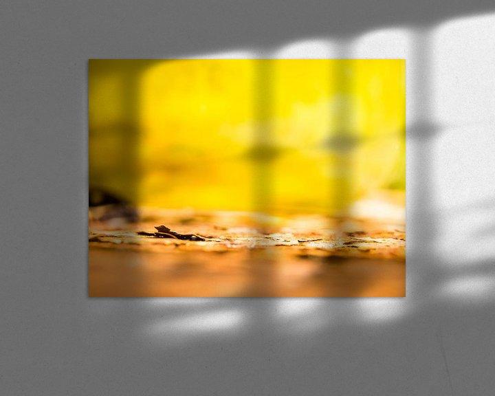 Beispiel: rostiges Blech von Martijn Tilroe