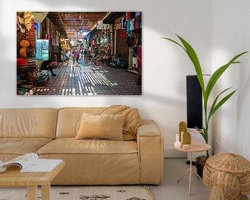 soek van marrakesh van Stefan Havadi-Nagy