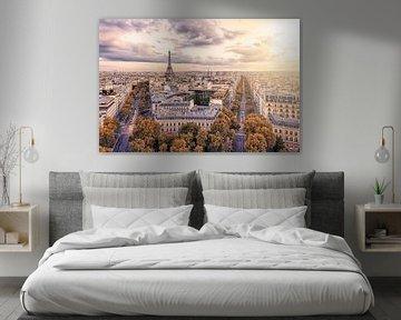 Parijs, stad van het licht van Manjik Pictures