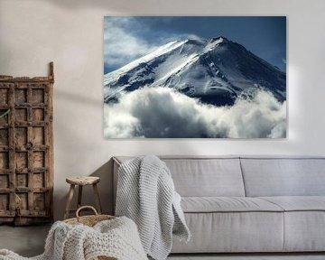Volcan Fuji sur Stefan Havadi-Nagy