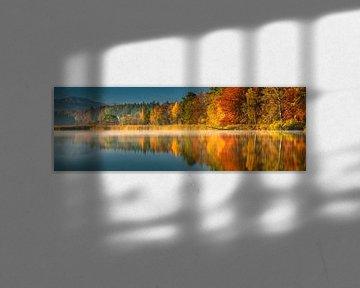 Herfst aan de grote Ostersee