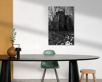 Gespenstisches Haus von Kirsten Scholten