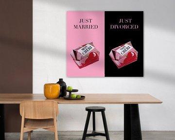 Verheiratet und geschieden. von Borgo San Bernardo