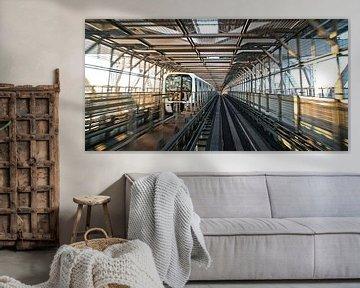 Metro in Toky van Stefan Havadi-Nagy