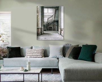 Stairway van Kirsten Scholten