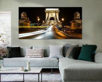 kettingbrug budapest van Stefan Havadi-Nagy