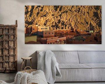 dorf in marokko von Stefan Havadi-Nagy