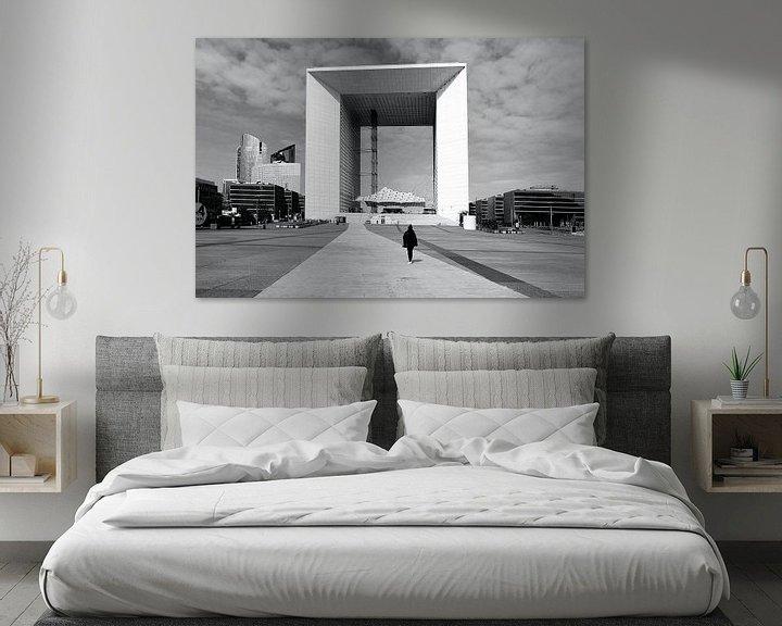 Beispiel: La Défense  Paris von Patrick Lohmüller