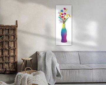 Cola-Bouquet von Harry Hadders