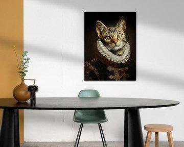 De kat van Oranje van Babette van den Berg