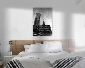 Hotel New York-Rotterdam von Veronique de Vreeze