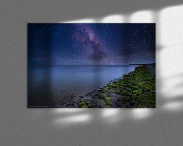 Milkyway at texel van Peter Flos