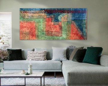 Paul Klee.Viadukt