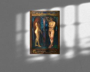 Edvard Munch.Stoffwechsel